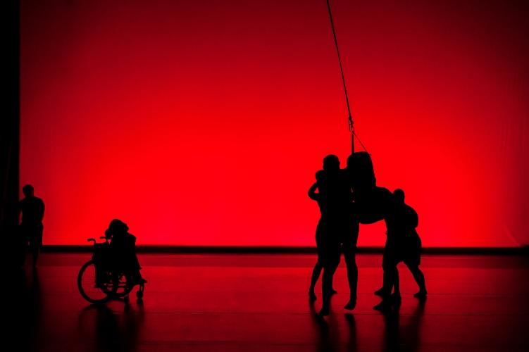 Purgatorio, Babilonia Teatri. Foto di Eleonora Cavallo
